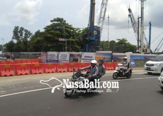Nusabali.com - pertengahan-januari-sisi-utara-underpass-ditargetkan-selesai