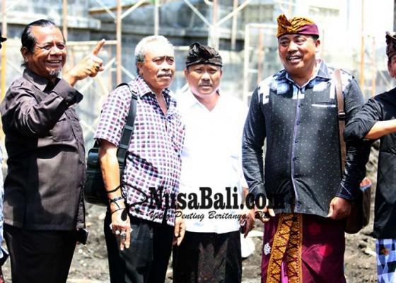 Nusabali.com - komisi-ii-sidak-sejumlah-proyek-fisik