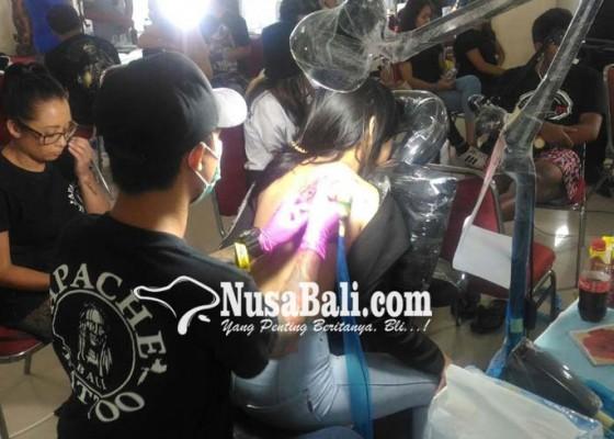 Nusabali.com - magic-ink-tattoo-contest-ajang-kumpul-artis-tato