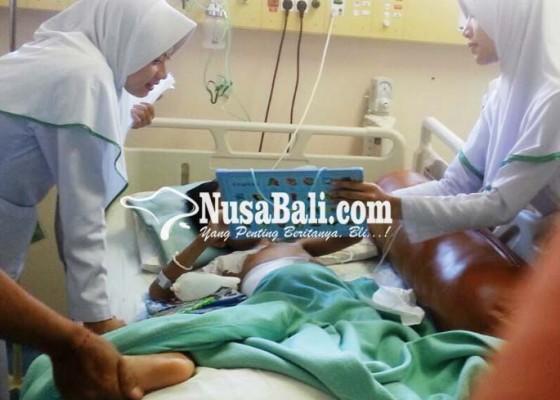 Nusabali.com - bocah-sd-luka-bakar-parah