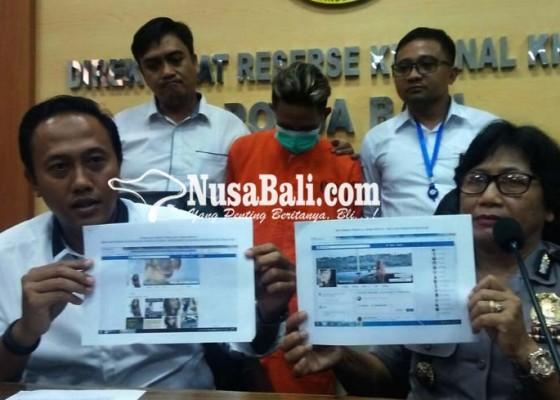 Nusabali.com - pemilik-akun-fb-bintang-ayura-dibekuk