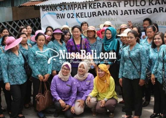 Nusabali.com - pkk-desa-belajar-kelola-sampah