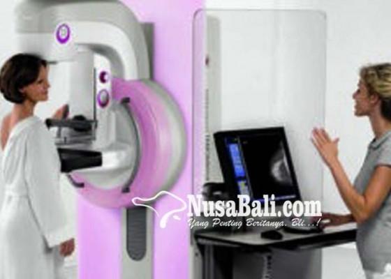Nusabali.com - kesehatan-peranan-mammografi-sebagai-deteksi-dini-kanker-payudara
