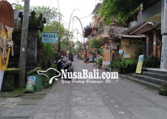 Nusabali.com - jelang-nataru-kunjungan-wisata-lesu
