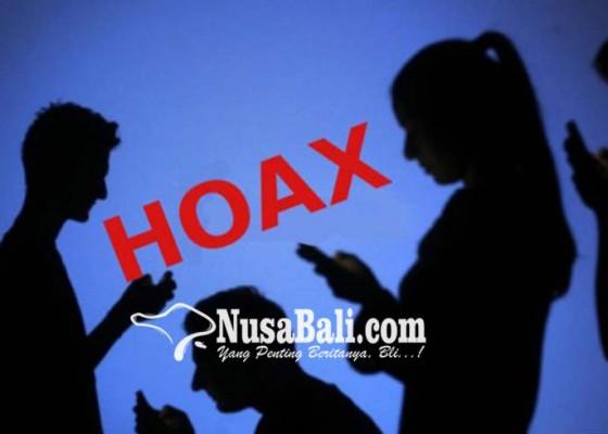 Nusabali.com - hoax-di-medsos-jadi-propaganda-kelompok-radikal