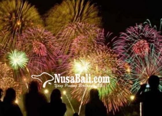 Nusabali.com - desa-adat-kuta-larang-menjual-petasan