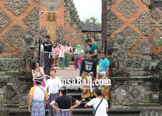 Nusabali.com - turis-mulai-ramai-ke-gianyar