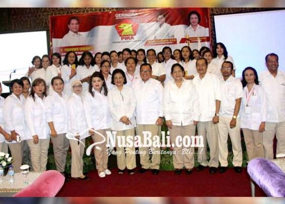 Nusabali.com - perempuan-gerindra-rapatkan-barisan