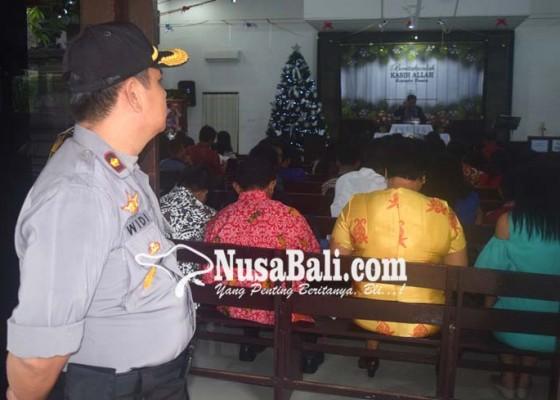 Nusabali.com - khidmat-perayaan-natal-di-klungkung