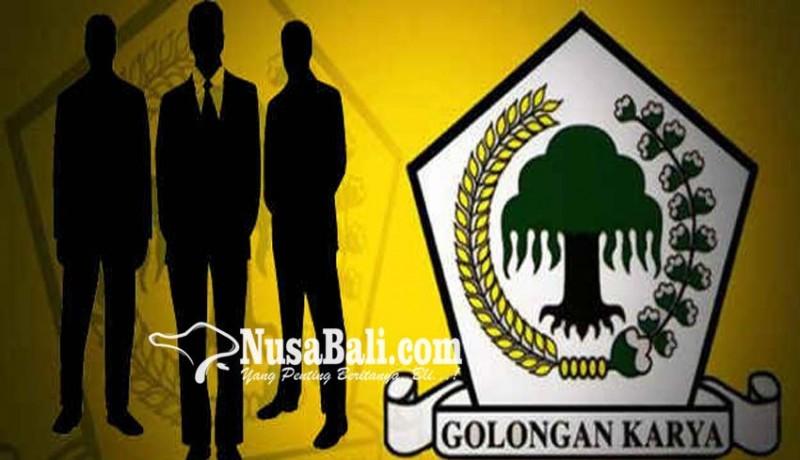 www.nusabali.com-posisi-ketua-harian-dpp-golkar-dihapus