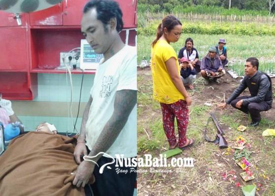 Nusabali.com - bocah-sd-tertembak-senapan-angin-ayahnya