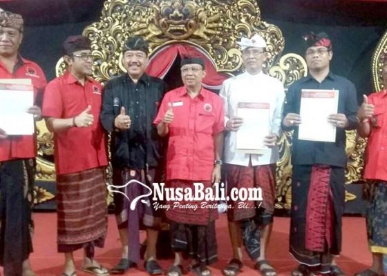 Nusabali.com - pdip-resmi-rekomendasi-paket-bagia