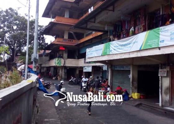 Nusabali.com - pasar-lengang-pantai-ramai