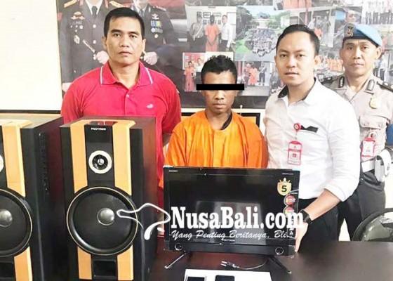 Nusabali.com - bobol-5-rumah-karyawan-laundry-dibekuk