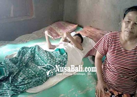 Nusabali.com - didiagnosa-gangguan-saraf-sejak-balita-alami-kelumpuhan