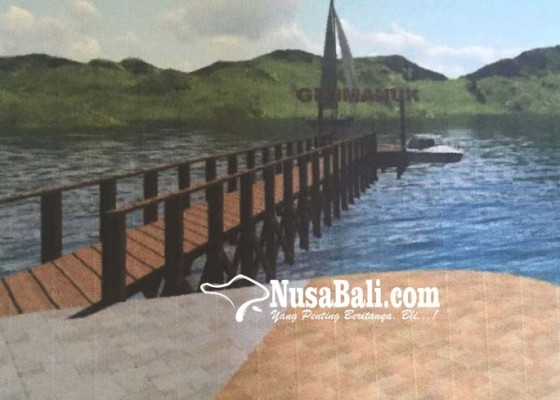 Nusabali.com - parbud-garap-penataan-jeti-teluk-gilimanuk