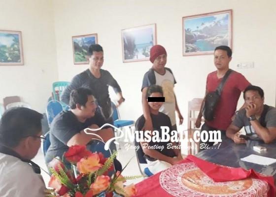 Nusabali.com - terekam-cctv-perusak-lampu-taman-diamankan