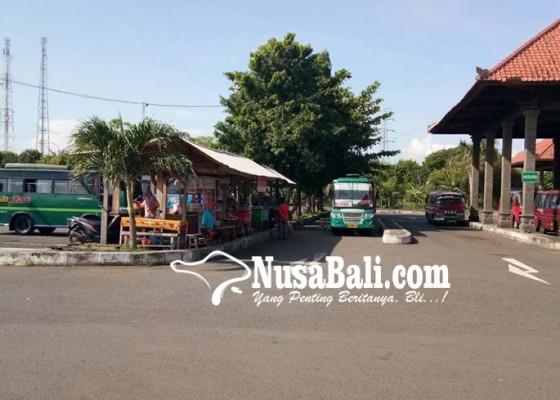 Nusabali.com - pedagang-di-telajakan-menolak-pindah