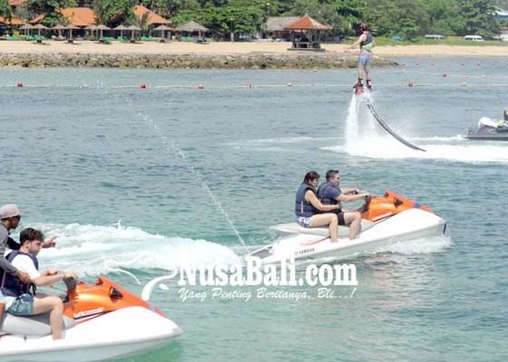 Nusabali.com - kunjungan-wisatawan-ke-tanjung-benoa-meningkat
