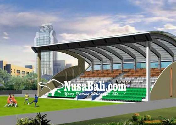 Nusabali.com - pembangunan-pusat-olahraga-tunggu-eksekusi-lahan