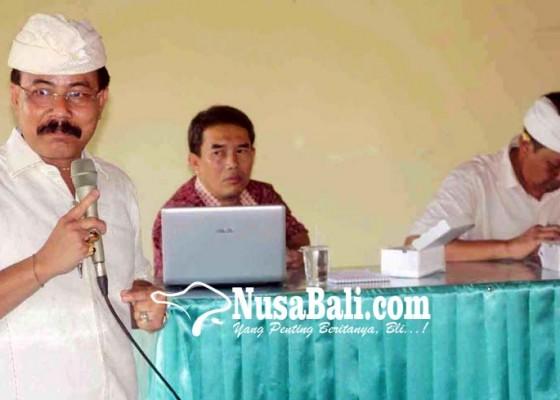 Nusabali.com - cek-dam-tukad-daya-tertutup-pasir