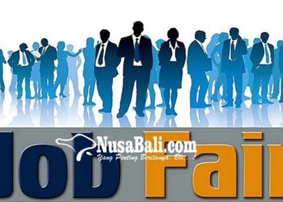 Nusabali.com - job-fair-kurang-diminati