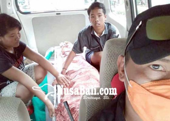 Nusabali.com - sesak-napas-pengungsi-lanjut-usia-meninggal