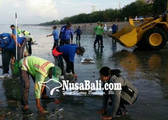 Nusabali.com - status-darurat-sampah-dicabut-pantai-di-badung-aman-dikunjungi