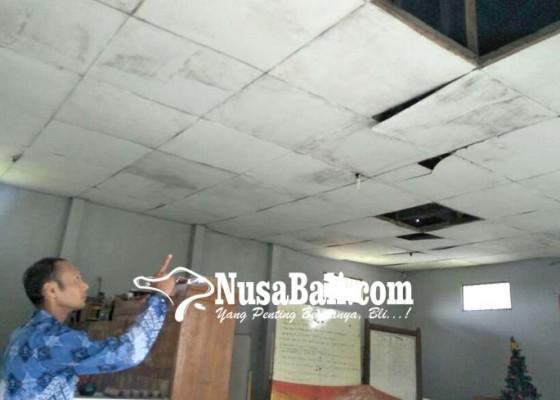 Nusabali.com - gedung-rusak-poliklinik-dipindahkan