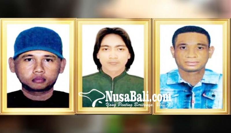 www.nusabali.com-empat-wajah-terduga-penyerang-novel