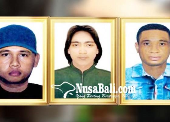 Nusabali.com - empat-wajah-terduga-penyerang-novel
