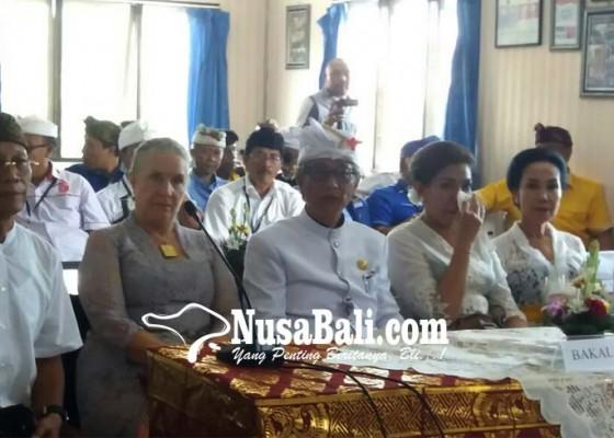 Nusabali.com - tiupan-sangkakala-antar-kertha-maha
