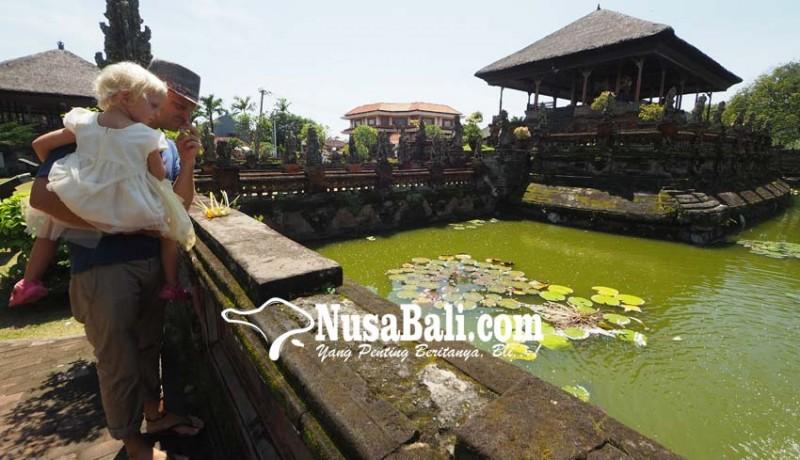 www.nusabali.com-dispar-target-487169-kunjungan-wisatawan