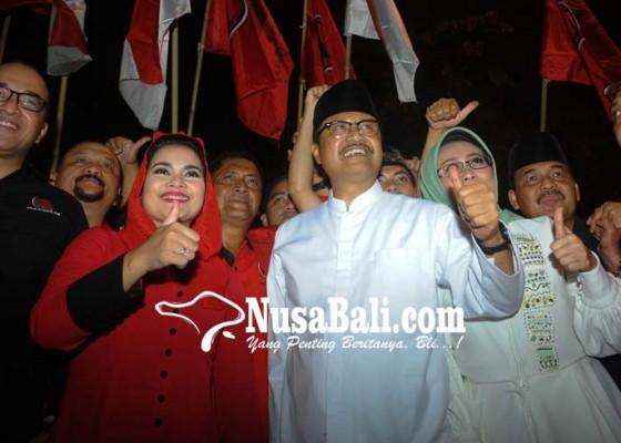 Nusabali.com - cucu-bung-karno-ditunjuk-mega-jadi-cawagub-jawa-timur