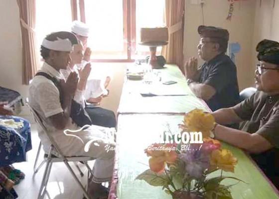 Nusabali.com - phdi-saksikan-45-upacara-sudhi-wadani