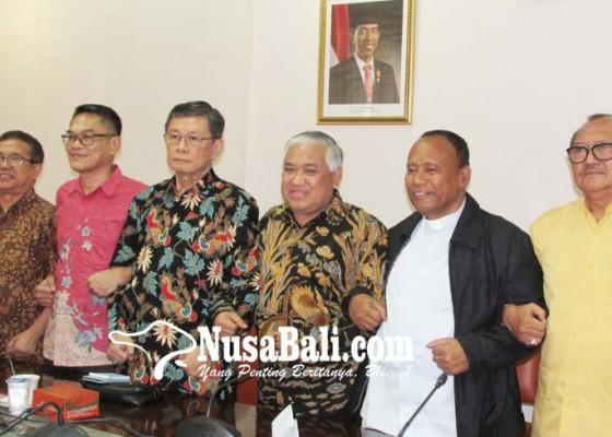 Nusabali.com - 450-tokoh-agama-bertemu