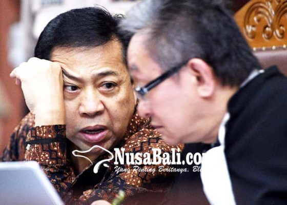 Nusabali.com - kpk-tunggu-setnov-ungkap-aktor-kakap