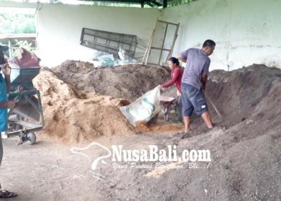 Nusabali.com - pupuk-organik-kesulitan-pemasaran