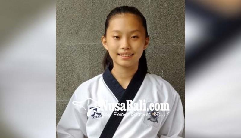 www.nusabali.com-taekwondoin-evelyna-masuk-audisi-asian-games