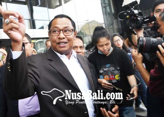 Nusabali.com - fredrich-mangkir-dari-panggilan-kpk