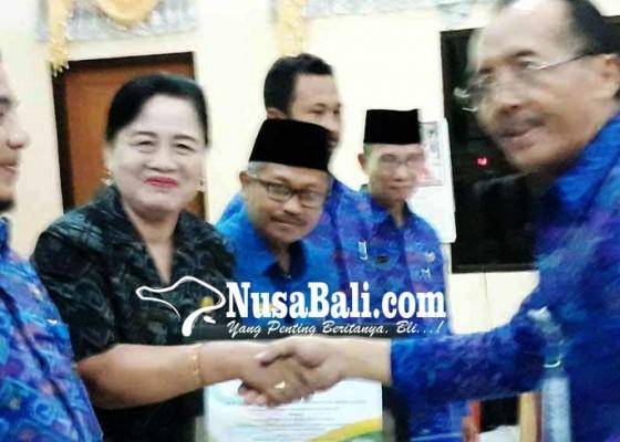 Nusabali.com - kantor-kemenag-karangasem-juara-penata-administrasi