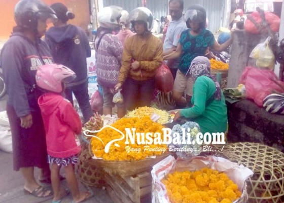 Nusabali.com - siwaratri-harga-bunga-melonjak