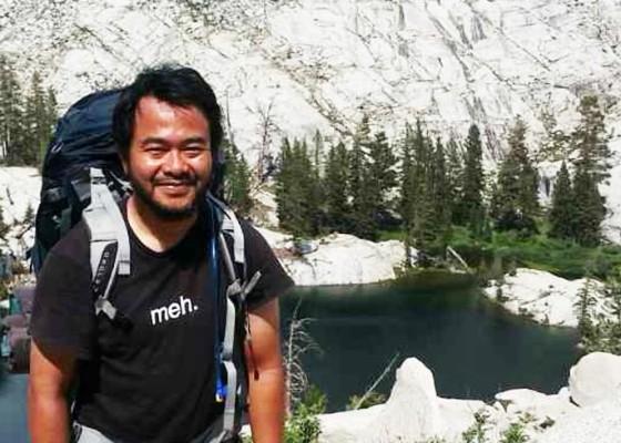 Nusabali.com - aldrin-aviananda-insinyur-itb-yang-suka-naik-gunung