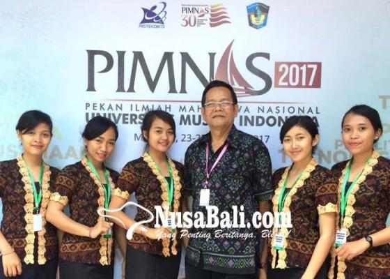 Nusabali.com - 5-mahasiswi-undiksha-ciptakan-kamus-dasar-tari-bali-untuk-abk