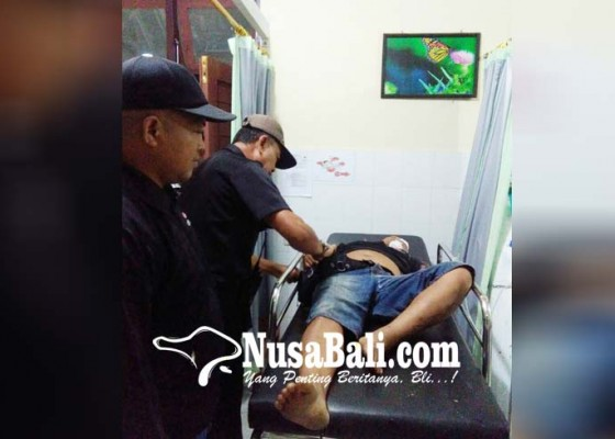 Nusabali.com - mabuk-pemotor-tabrak-carry