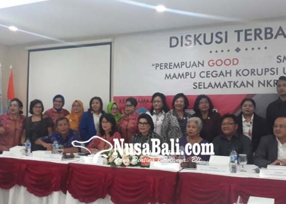 Nusabali.com - bkow-undang-kpk-diskusikan-peran-perempuan