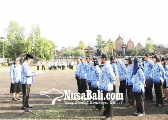 Nusabali.com - wabup-sedana-arta-minta-asn-jaga-netralitas