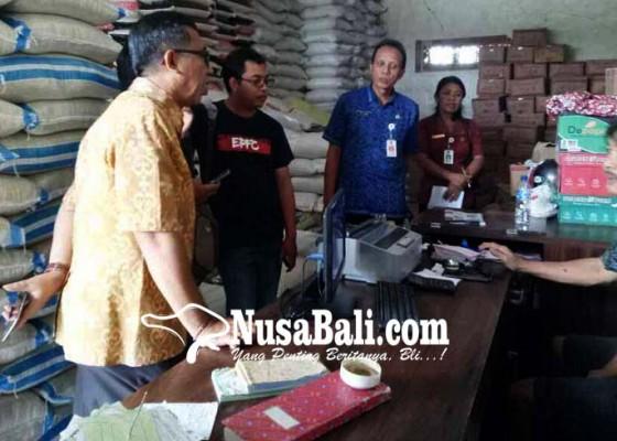 Nusabali.com - disperindag-pantau-harga-beras