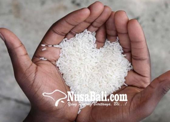 Nusabali.com - 207-ton-beras-disalurkan-ke-pengungsi-karangasem