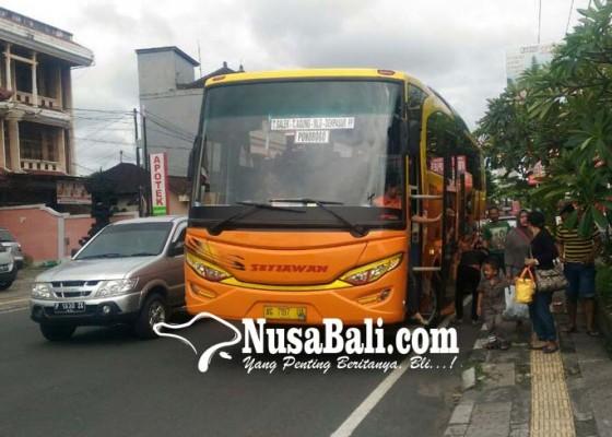 Nusabali.com - dishub-enggan-tindak-pengemudi